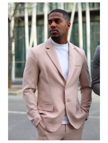 Veste tailleur avec fente...