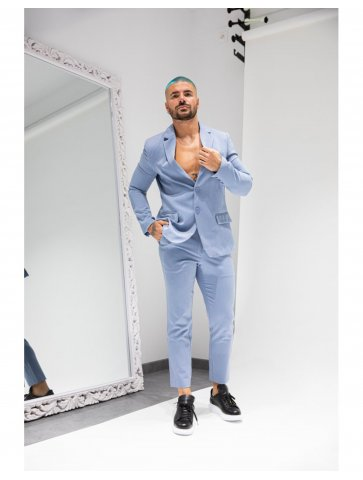 Pantalon classique tailleur