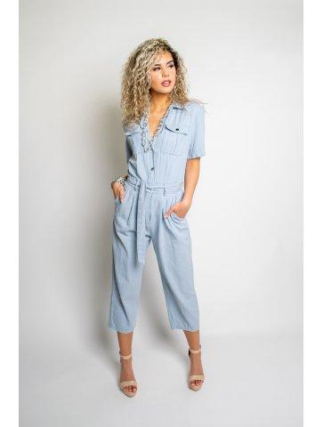 Combinaison En Jeans Maira