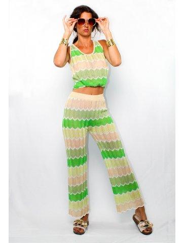 Pantalon coloré Louisa