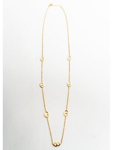 Collier chaîne fine Dori