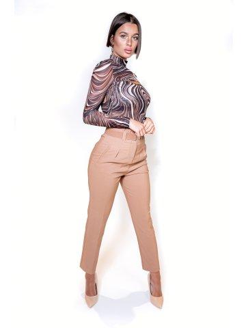 Pantalons à Pinces Taille...