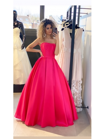 Robe Princess Fuschia