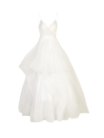 Robe Princesse Tulle Blanc