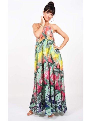 Robe Maxi Colorée Julia