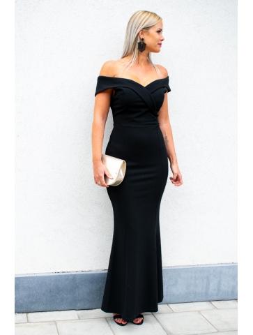 Robe Sirène Desie Noir
