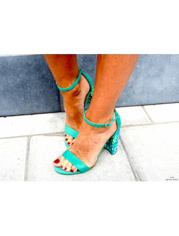 Sandales Cari