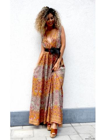 Robe Maxi Cécile
