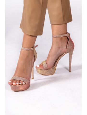 Sandales à Plateau Lise