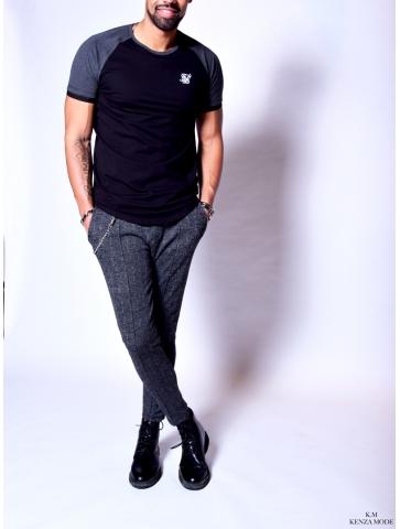 Pantalon Style Chino Alessio