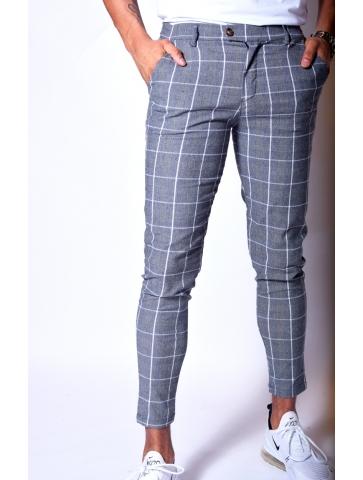 Pantalon classique à...