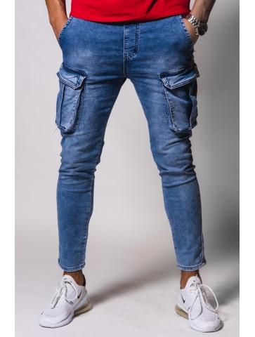 Jeans style Jogging Délavé...