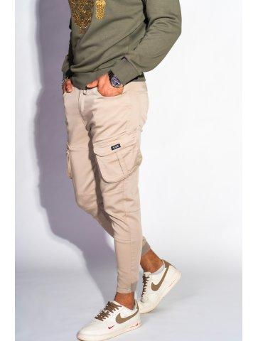 Pantalon cargo jogging